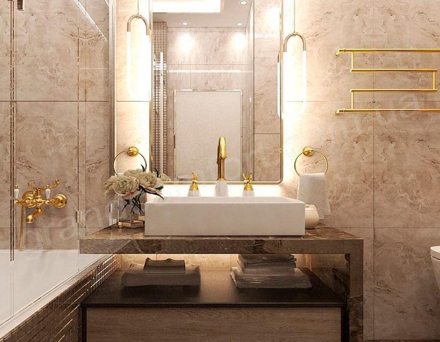 отделка-ванны-в-квартире